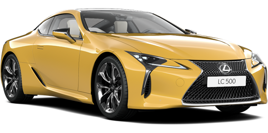 LC 500 Yellow Edition